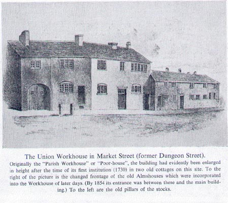 Old Parish Workhouse